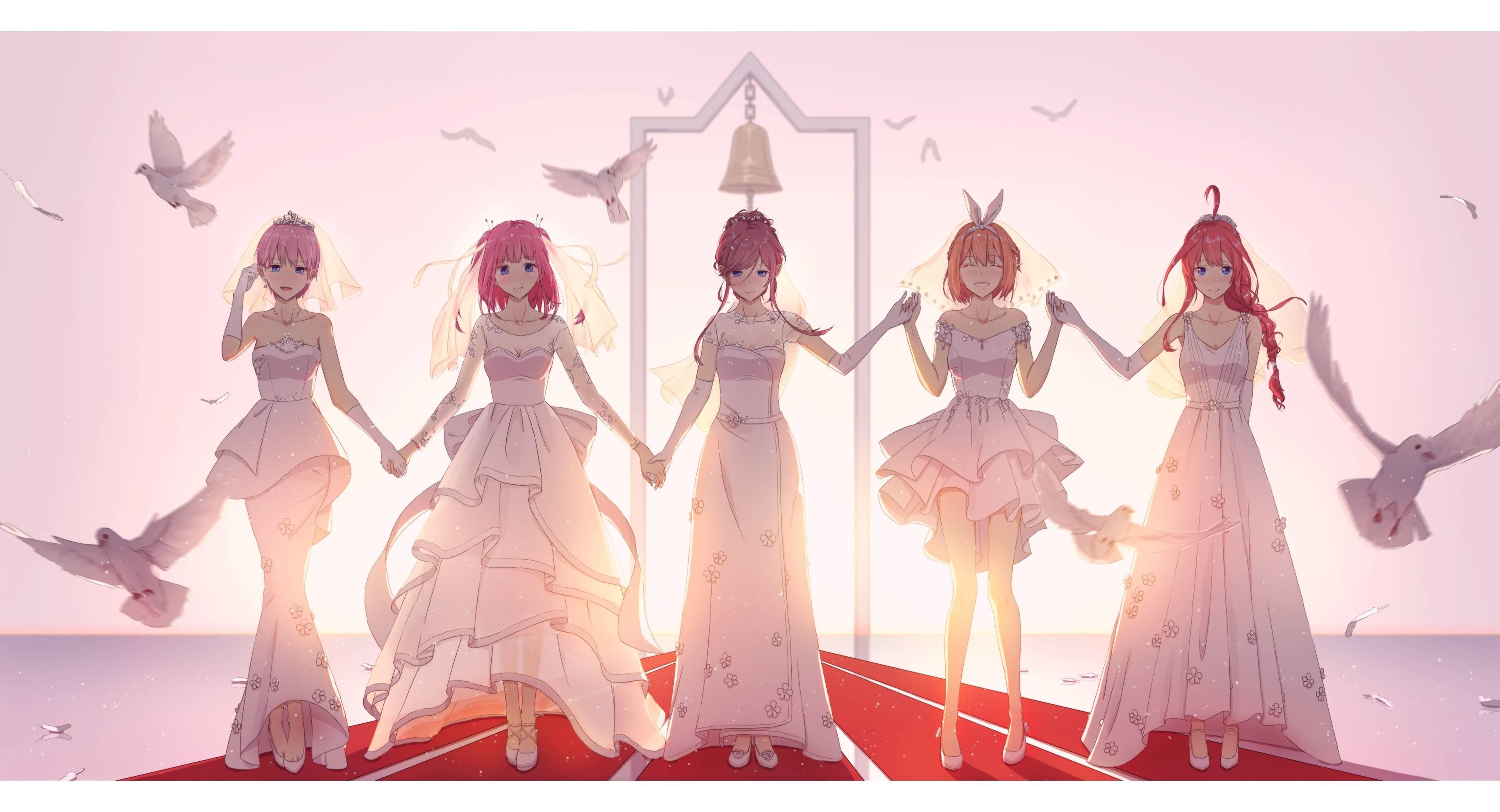 五 等 分 の 花嫁 pixiv